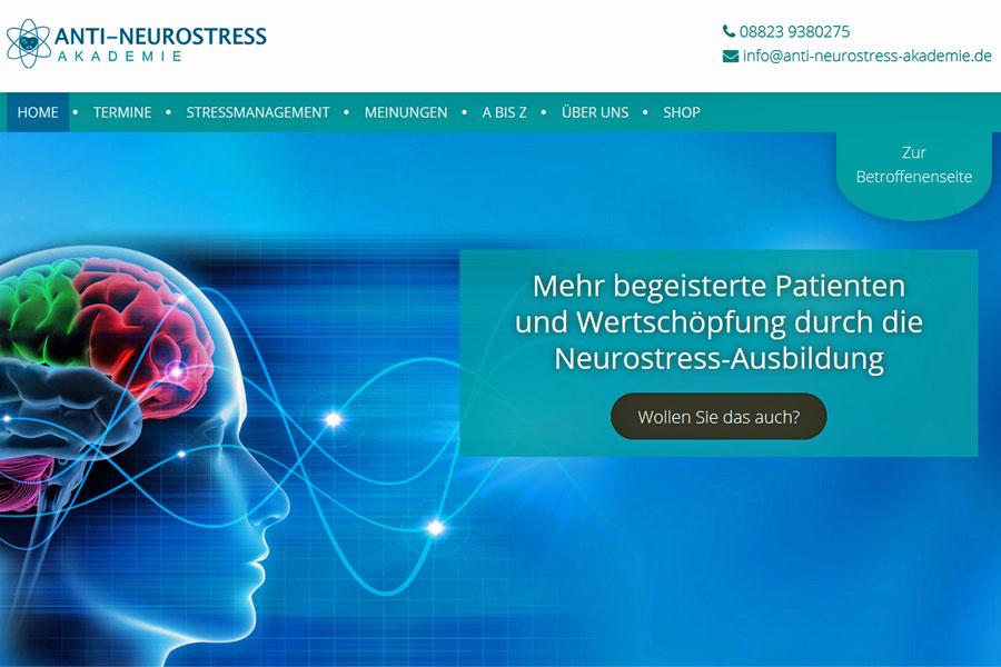 NEUROSTRESS - Akademie