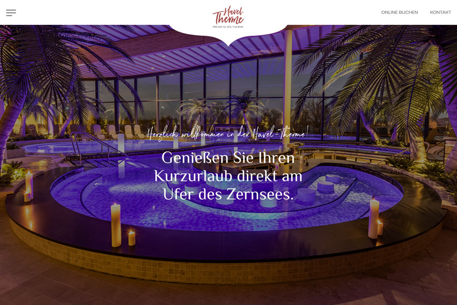 Referenz-Havel-Therme